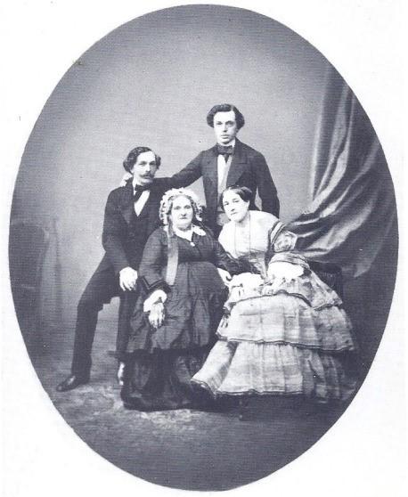 The Petipa family